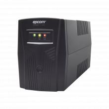 Epu600l Epcom Powerline UPS De 600VA/360W / Topologia Linea