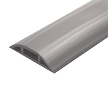 Flexiducthogy Thorsman Canaleta Flexible Color Gris De PVC A
