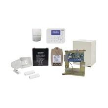 Forcelitekit Pima Kit De Alarma Con Sensores Cableados Cone