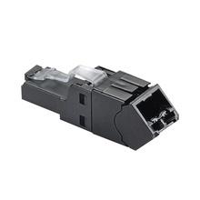Fpud6x88mtg Panduit Plug RJ45 UTP Instalacion Angulada 45 G