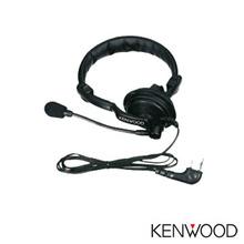 Khs7 Kenwood Diadema Sobre La Cabeza Con Microfono Tipo Mini