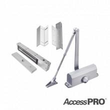 KITACCESS600 Accesspro KIT INC CHAPA MAGNETICA DE 600LBS /