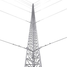 Ktz30g030p Syscom Towers Kit De Torre Arriostrada De Techo D