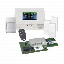 L5210pkk1 Honeywell Home Resideo Panel De Alarma Autoconteni