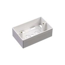 Lpfp33 Linkedpro Caja De Pared Universal Color Blanco Para