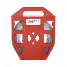 LPSSB5870 Linkedpro Fleje de Acero Inoxidable 5/8 0.70 mm