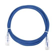 Lput6300bu28 Linkedpro Cable De Parcheo Slim UTP Cat6 - 3 M
