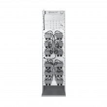 M1073508tp Telewave Inc Combinador En Panel Para Rack 19 30