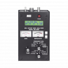 Mfj259d Mfj Analizador De Antena En Rango De 0.53 A 230 MHz