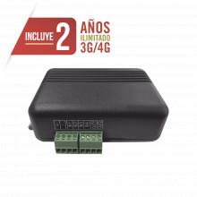 Mq03ltem M2m Services Controlador 4GLTEM / 4 ENTRADAS Y 2 SA