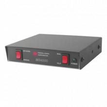 Ms4000 Federal Signal Mini Sirena Discreta Basica De 100 W s