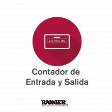 Opcioncdd Ranger Security Detectors Contador De Entradas Y S