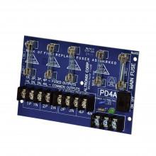 Pd4 Altronix Modulo Para Distribucion De Energia fuentes de