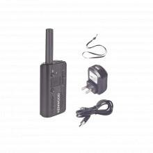 Pkt03k Kenwood 440-480 MHz 1.5 W 4 Canales Linterna MIL-
