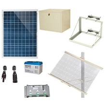 Pl12k Epcom Powerline Kit Solar De 12 Vcd Para Alimentar Ene