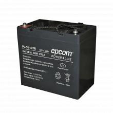 Pl5512fr Epcom Powerline Bateria De Ciclo Profundo AGM/VRLA