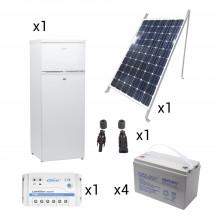 Plfridge220 Epcom Powerline Kit De Energia Solar Para Refrig