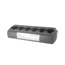 Pp6cksc32 Power Products Multicargador Generico Para 6 Radio