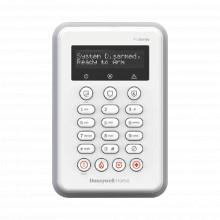 Prosixlcdkp Honeywell Home Resideo Teclado Inalambrico Para