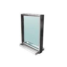Provtapdn2b Accesspro Ventana Blindada Nivel II / Acero Inox
