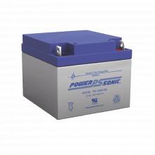 Ps12260nb Power Sonic Bateria De Respaldo UL De 12V 26AH / I