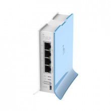 Rb9412ndtc Mikrotik hAP Lite TC 4 Puertos Fast Ethernet W