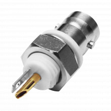 Rfb1716i03 Rf Industriesltd Conector BNC Hembra Aislado Par