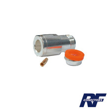 Rfn10241si Rf Industriesltd Conector N Hembra Para Cable BE