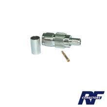 Rft1217x Rf Industriesltd Conector TNC Hembra De Anillo Ple