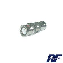 Rft1230 Rf Industriesltd Adaptador En Linea De Conector TNC