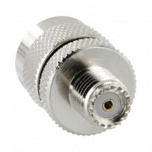 Rfu626 Rf Industriesltd Adaptador En Linea De Conector Mini