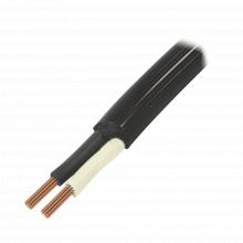 Rq34100m Indiana Cable De Uso Rudo 2 Hilos Calibre 12 AWG H