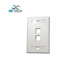 SBT1630002 SBE TECH SBETECH SBE-2517-2P-WT - Placa de pared