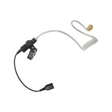 Snpat Pryme Auricular De Tubo Acustico Transparente Con Cabl