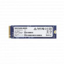 Snv3400800g Synology SSD 800GB NVMe M.2 2280 Disenada Para