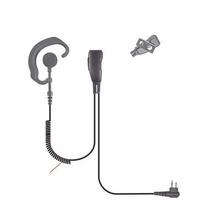 Spm300eb Pryme Microfono De Solapa De Gancho Suave Para Radi