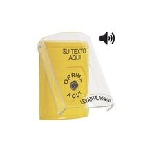Ss22a0zaes Sti Boton Con Texto Personalizado Tapa Protector