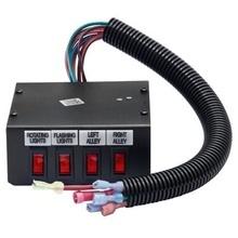 Sw200 Federal Signal Conjunto De 4 Interruptores Para Barra