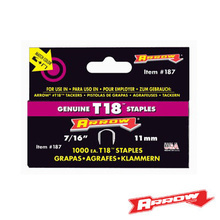 T18716 Arrow Grapas Para Cables Tipo U 7/16 11 Mm. fijacio