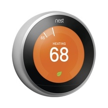 T3007mx Google Nest - Termostato Inteligente - Plateado Int