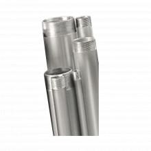 Tal38r Rawelt Tubo Conduit Rigido De Aluminio 38.1 X 3050 Mm