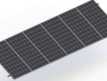 TES557112 PV ACCESSORIES PV SRI630 - Kit para sistema solar