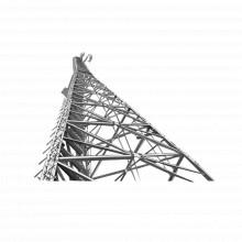 Tryst130s310 Trylon Torre Autosoportada. 130ft 39.6m Super