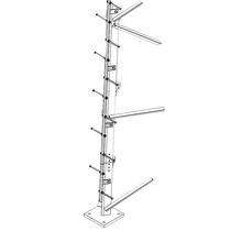 Tryst140s310lad Trylon Escalerilla Tipo Perno Para Torre TRY