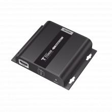 Tt68340rx Epcom Titanium 4K X 2K Extensor HDMI Cat 5E/6 Par