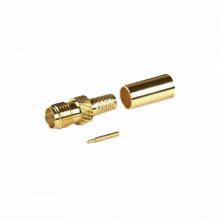 Ttsm0023 Epcom Titanium Conector SMA Hembra Inverso De Anill