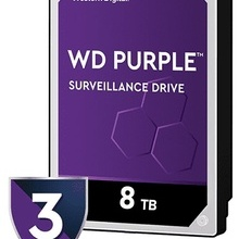 TVM1100111 WESTERN DIGITAL WESTERN WD82PURZ - Disco duro 8 T