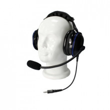 Tx750v03 Txpro Auriculares De Diadema De Uso Rudo Sobre La C