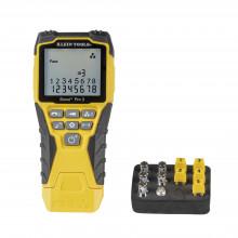 Vdv501851 Klein Tools Kit Probador De Cables De Voz RJ11/12