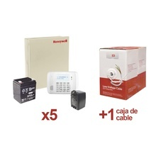 Vista482204kt5 Honeywell Home Resideo Kit De 5 Paneles VISTA